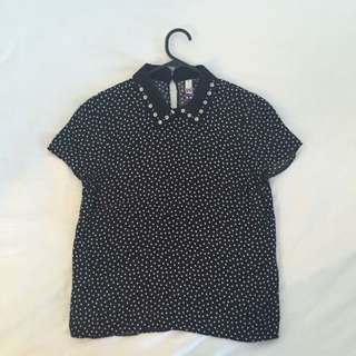 H! by Henry Holland Blouse