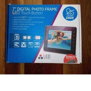 Laser Digital Photo Frame