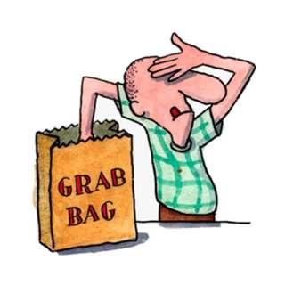 GRAB BAG PROMO