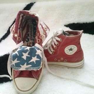 Converse American Flag Ori