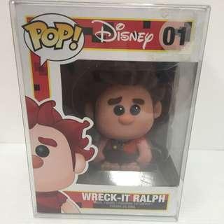 Pop Vinyls Disney Wreck It Ralph 01