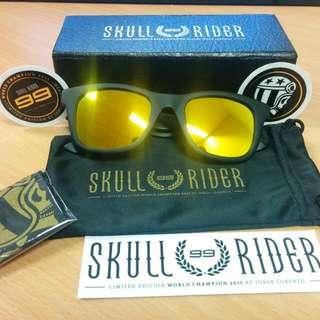 Skull Rider 99 World Champion Limited Edition By Jorge Lorenzo