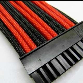 Custom PSU Sleeve Cable