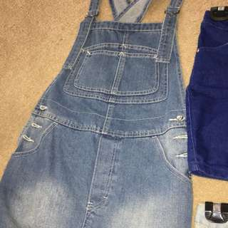 Stussy Overall Dress