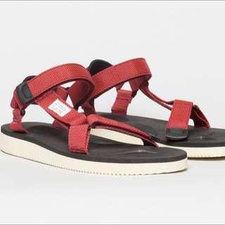 85e7759c4490 Suicoke Woven Sandals
