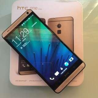 HTC ONE MAX 803S 4G LTE 16G 已過保