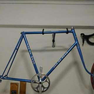 Jan De Reus Road Bike Frameset
