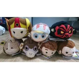 Star Wars Tsum Tsum Series 2