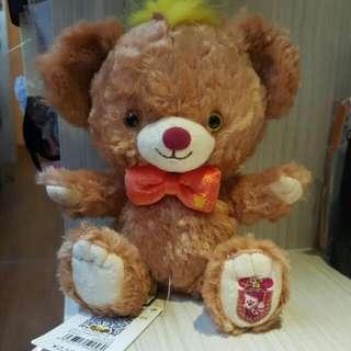 全新有吊牌 迪士尼五週年大學熊 三月兔 砂糖兔 SS娃娃