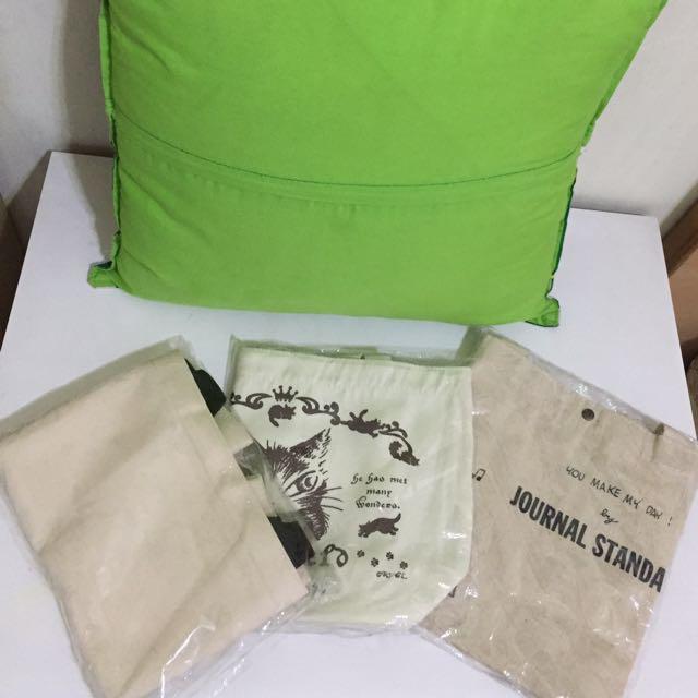 手提袋(3個)