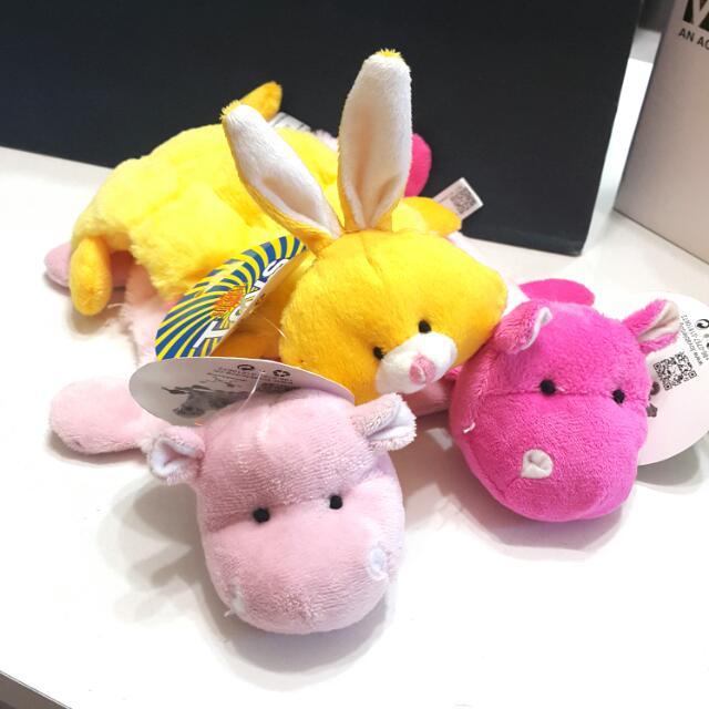 【全新】寵物用狗狗布料有聲啾啾玩具(叫叫枕)