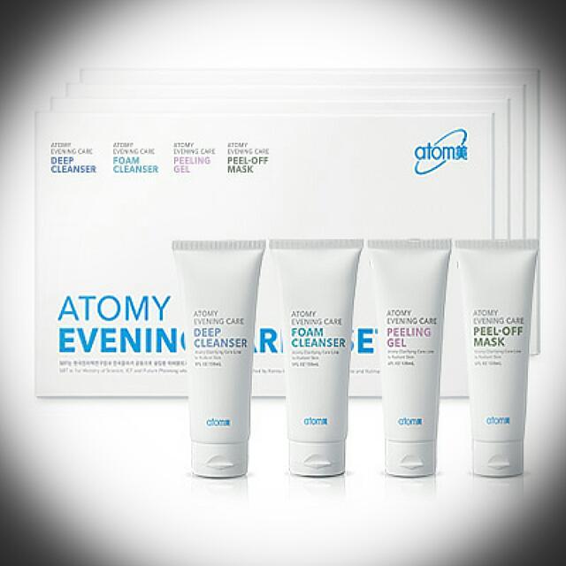 Atomy艾多美*清潔護膚四件組