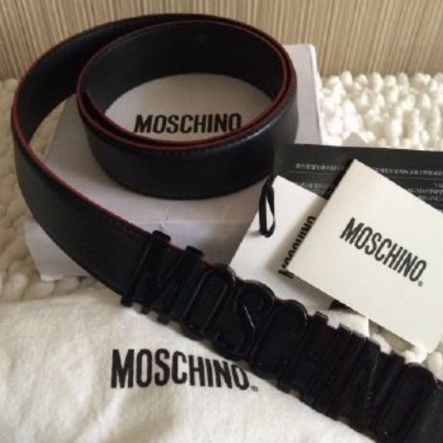 Authentic Moschino Belt