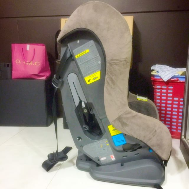 Britax Safe And Sound Lifestyle Convertible Car Seat, Babies & Kids