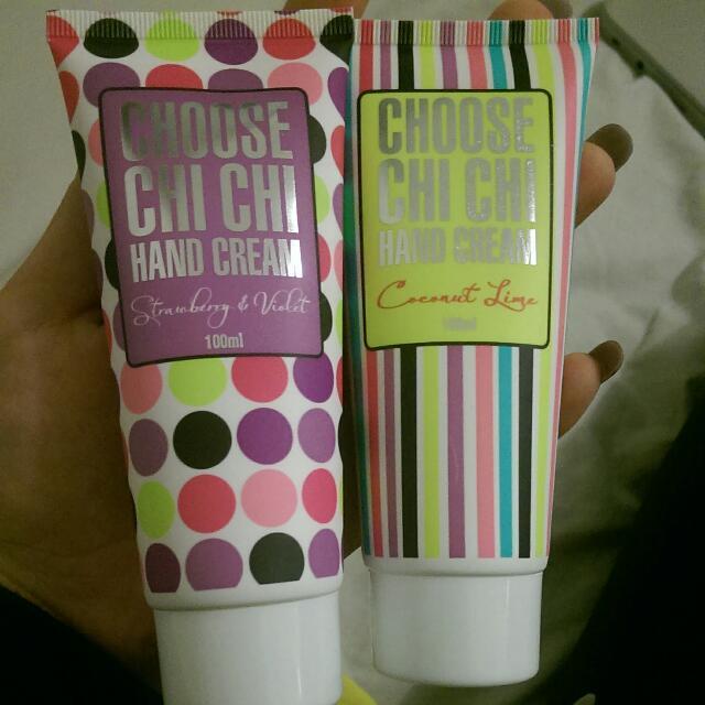 Chi Chi Hand Cream