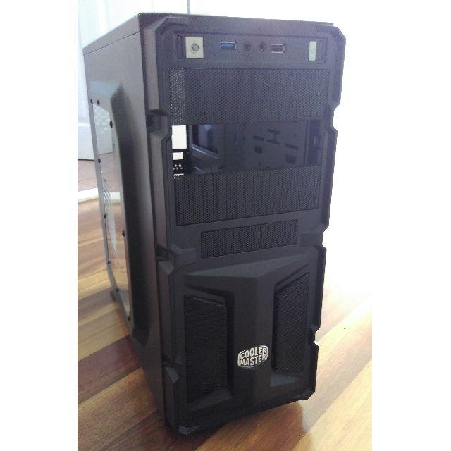 CoolerMaster K350 ATX Gaming Case