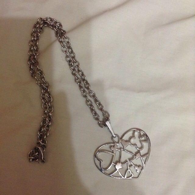Cute Cards Necklace