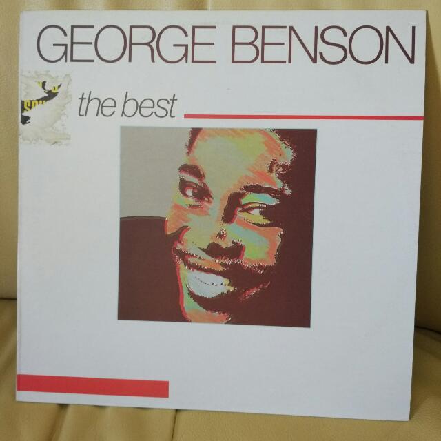 George Benson LP Vinyl Album - The Best