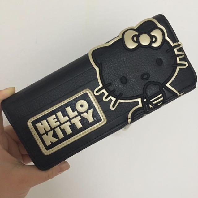 Hello Kitty凱蒂貓長夾