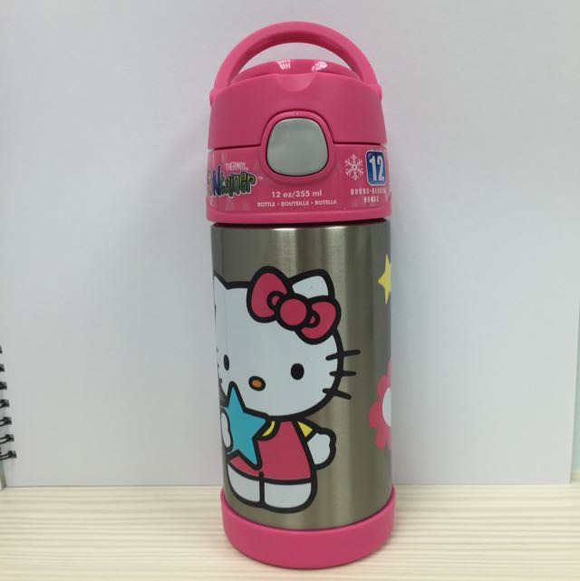 美國膳魔師-Hello Kitty 水壺