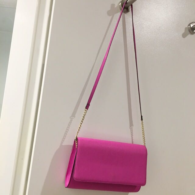 H&M Fuchsia  Purse
