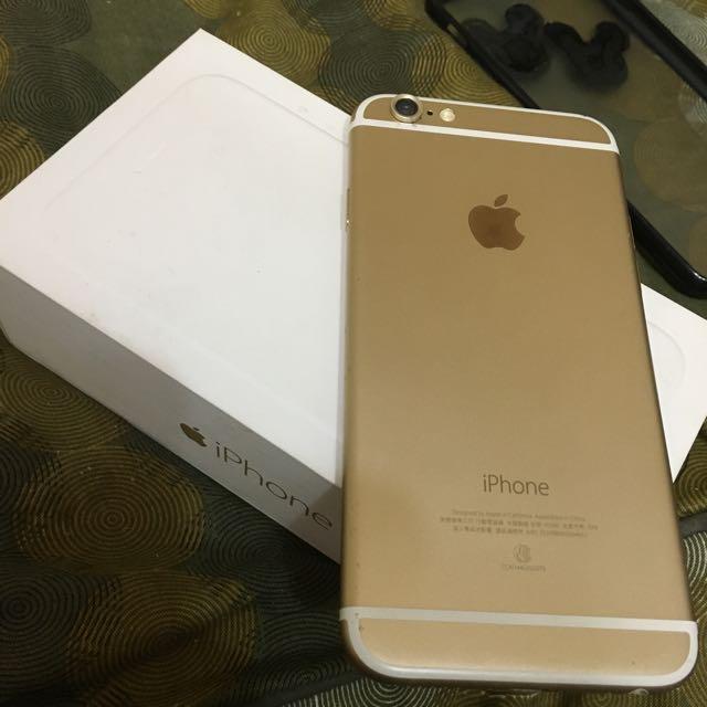 iPhone 6金64G