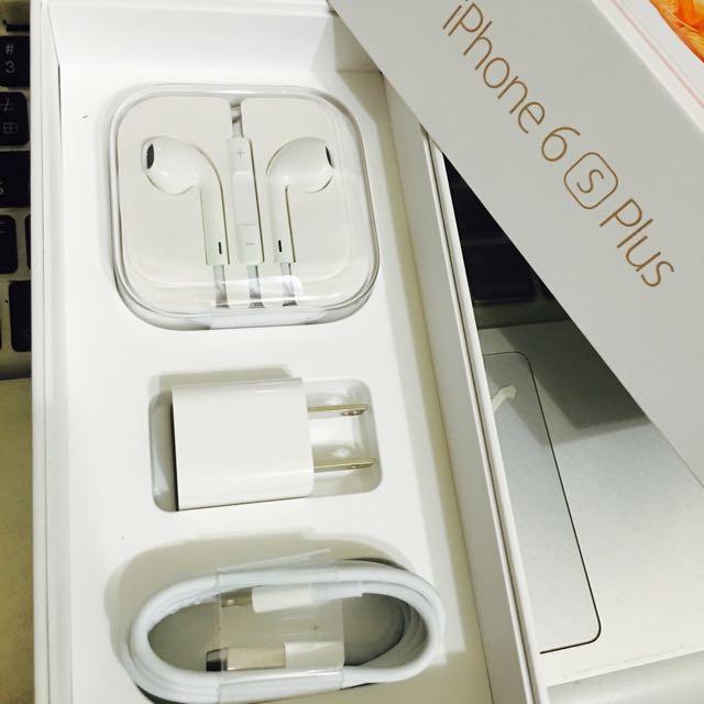 原廠IPHONE全新配件 耳機、旅充、傳輸線/充電線 組合價 只賣1000