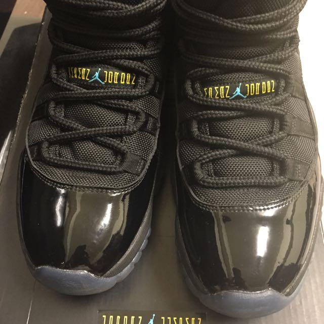 Jordan 11 gamma Blue 乾媽   AJ11