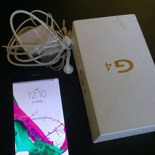 Lg Phone G4