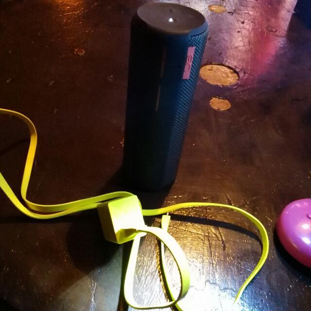 Logitech UE Mini Boom 2 Wireless Speaker
