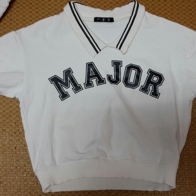 Major衣服