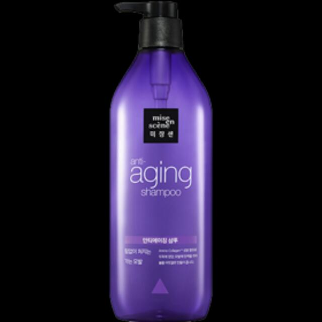 Mise En Scene Anti Aging Hair Shampoo