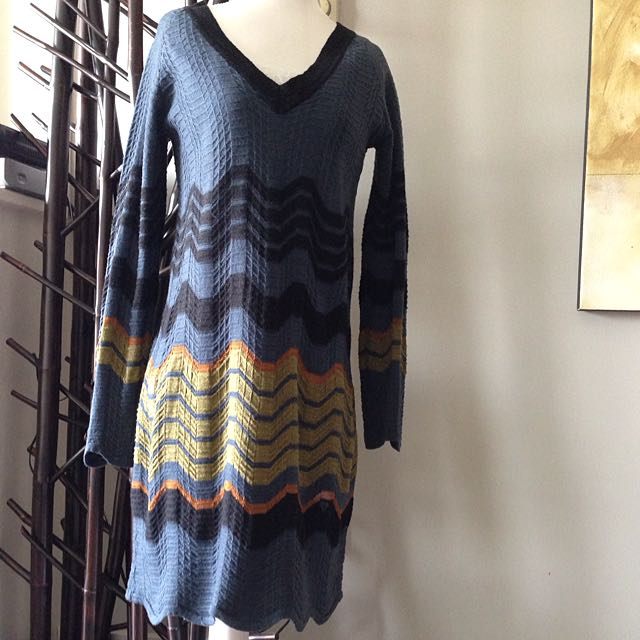 Missoni Knit Dress/Tunic