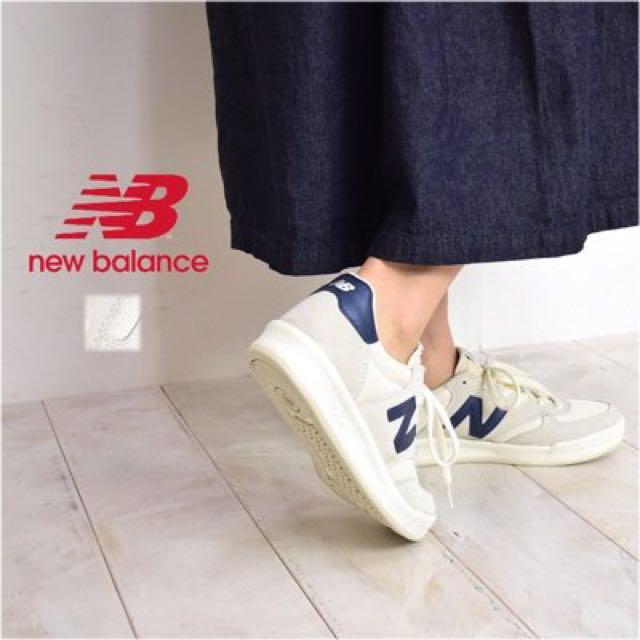 New Balance crt300wa 白 深藍