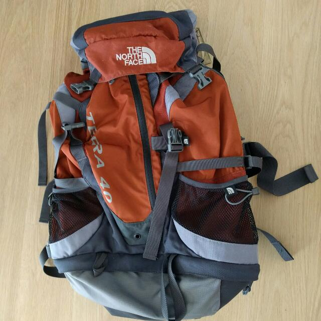 north face terra 40