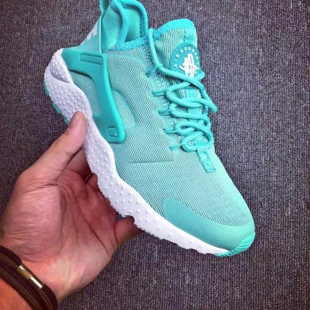 083403a540f2 ORIGINAL Nike Air Huarache Ultra Tiffany Green Unisex Shoes Sneaker ...