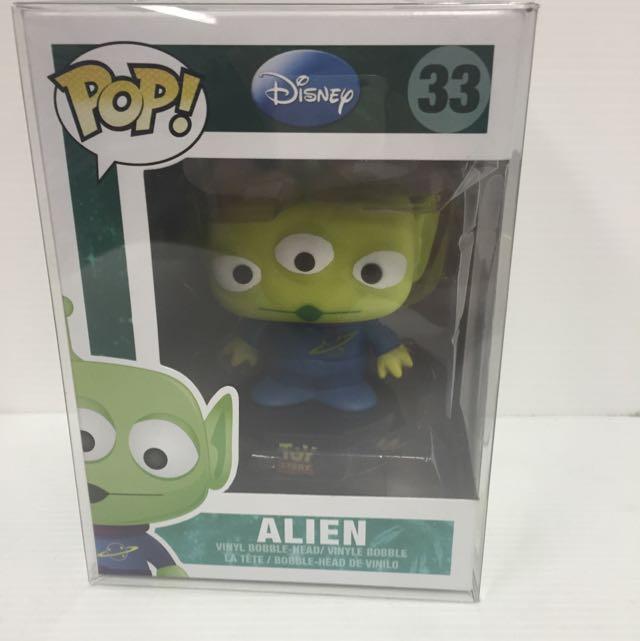 Pop Vinyls Disney Alien 33