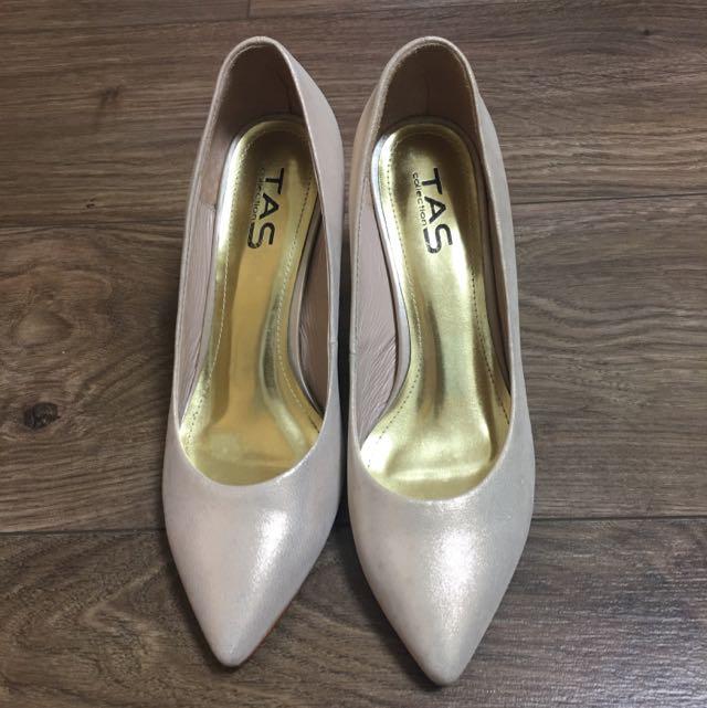 TAS 婚鞋出售(僅室內穿過)