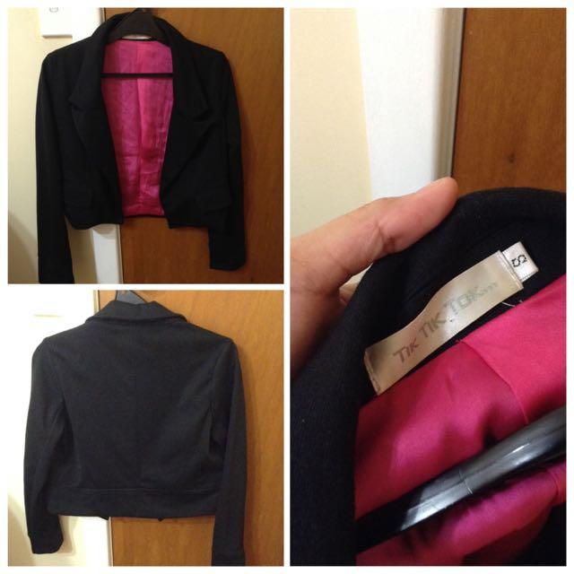 Tik Tik Tok Blazer For Women