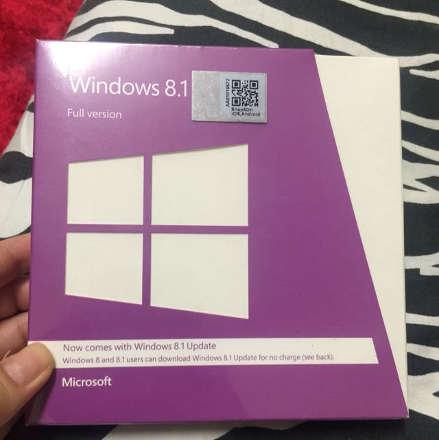 Windows 8.1 Original With License