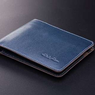 [INSTOCK] 💰 High Quality Genuine Leather Wallet W002