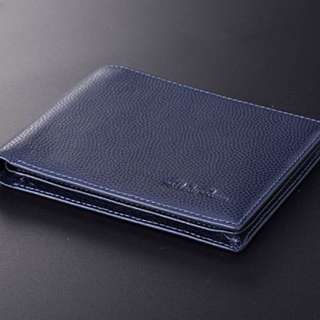 [INSTOCK] 💰 High Quality Genuine Leather Wallet W005