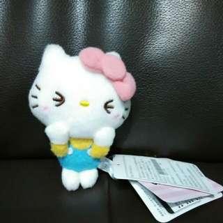 【Hello Kitty】小吊飾 款二