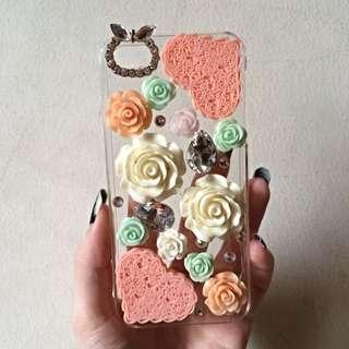 Floral 3D Case