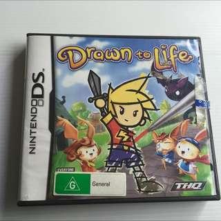 Drawn To Life, Nintendo DS