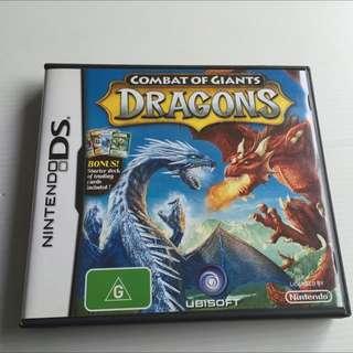 Combat Of Dragons, Nintendo DS