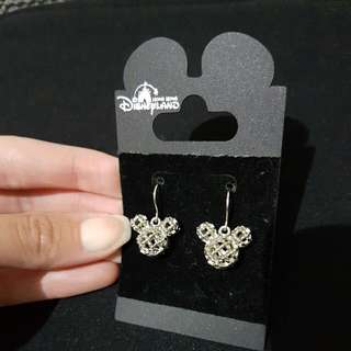 Authentic Disney Earrings