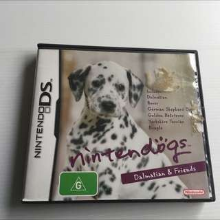 Nintendogs, Nintendo DS