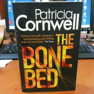 The Bone Bed (Patricia Cornwell)