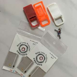 1 Set Phone Accessories